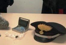 Lentini | Giovane incensurato di 22 anni con 40 grammi di droga, arrestato dai carabinieri
