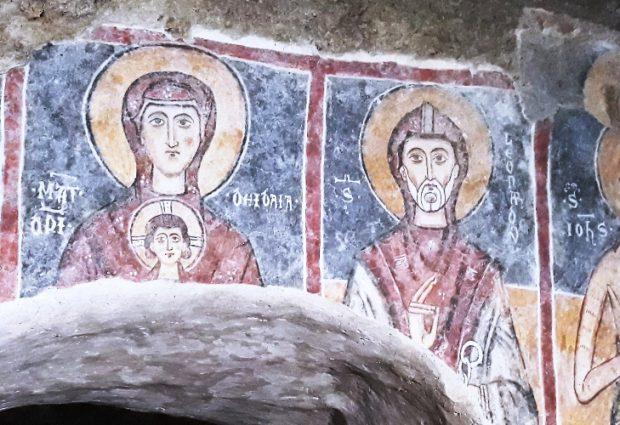 Lentini   Chiesa del Crocifisso, si moltiplicano le iniziative per il restauro degli affreschi