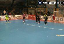 Augusta| Calcio a 5, Serie A. Il Maritime gioca, crea e segna, ma con il Rieti finisce 1-2<span class='video_title_tag'> -Video</span>