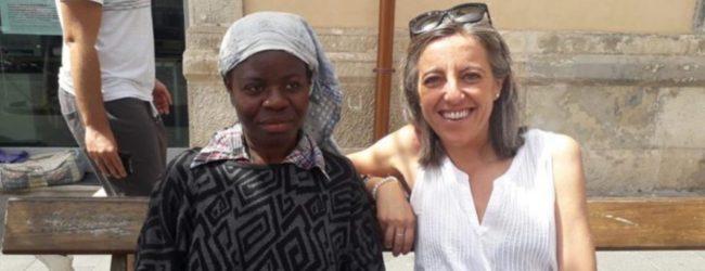 Siracusa| Agnes, la nigeriana di Corso Umberto, ora ha una casa