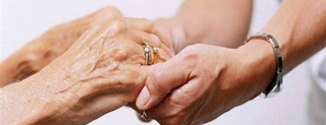 Siracusa  Contributi alle famiglie con anziani ultra75enni