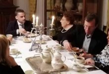 """Siracusa  Edy Bandiera ai tè della Reimann, """"vi aiuterò a sistemare il giardino"""""""