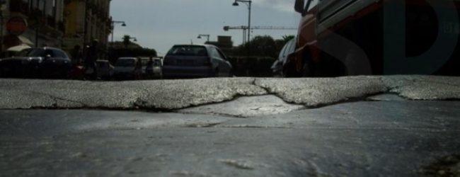 Siracusa| Corso Umberto, si posano le ultime basole