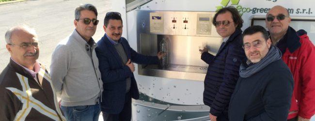 Pachino  Case dell'acqua, 543 mila litri erogati nel 2018