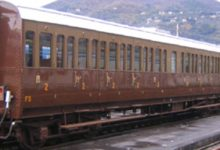 Siracusa  Un treno storico carico di…300 turisti viaggiatori