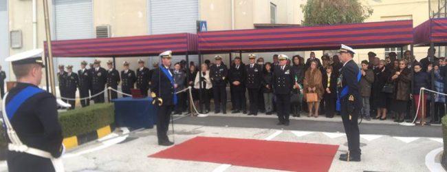 Augusta  Il capitano di vascello Pasquale Perrotta nuovo comandante di Comforpat.