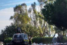 Siracusa| Corpo carbonizzato dentro Fiat 500 in via Foti