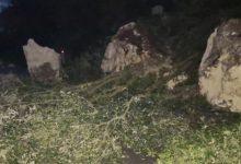 Siracusa| Chiusa la provinciale Cassaro-Montegrosso