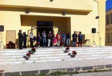 Augusta|  Inaugurato l'auditorium Giuseppe Amato col taglio del nastro a cura del Liceo Megara