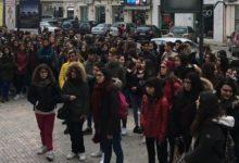 """Siracusa  Studenti del Quintiliano: """"Protestiamo oggi per una scuola dignitosa domani"""""""