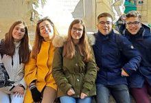 Augusta| L'Arangio Ruiz in Francia con il progetto Erasmus.