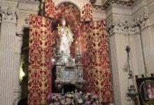 Siracusa| Venerdi S. Lucia in Cattedrale, Protettrice dei terremoti dal '90
