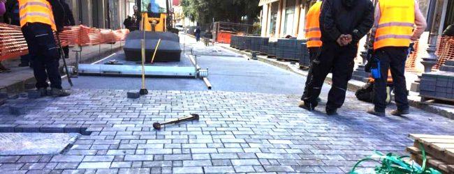 Lentini | Ripavimentazione via Garibaldi, risorse pronte anche per il secondo tratto