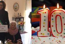 Augusta| Compie 100 anni, circondata dai suoi cari riceve gli auguri del sindaco