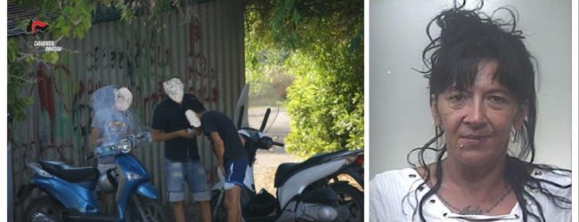 Augusta| Spaccio di droga: sei persone coinvolte, arrestata una donna.