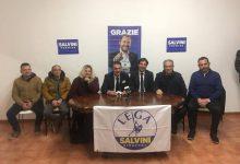 Augusta| Lega Salvini premier, presentato il circolo guidato da Casertano.<span class='video_title_tag'> -Video</span>