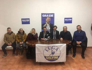 Augusta  Lega Salvini premier, presentato il circolo guidato da Casertano.<span class='video_title_tag'> -Video</span>