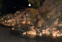 Cassaro| Dopo la frana. Iniziati i lavori di bonifica della Cassaro-Montegrosso