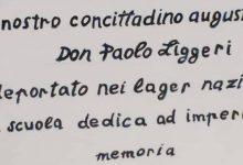 Augusta| Il Liceo Mègara pianta l'albero della memoria: il coraggio di don Liggeri.