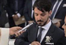 Lentini | Fiocco azzurro in casa del sindaco Saverio Bosco