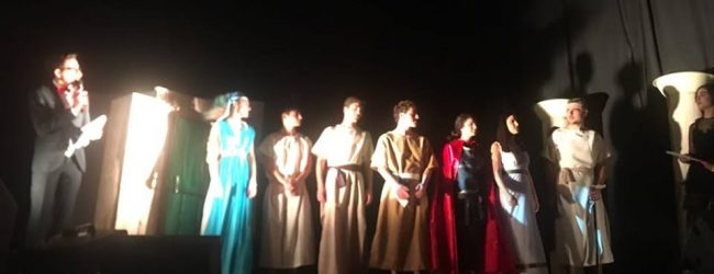 Augusta| Nella cornice del teatro comunale la V notte del Liceo classico Mègara.