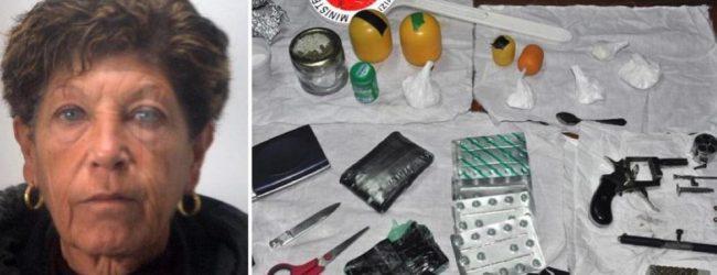 Augusta| Arresto per spaccio di droga e denuncia per detenzione di armi
