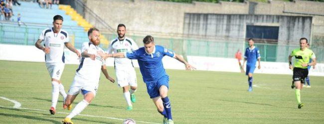 Siracusa| Calcio. Il Siracusa pareggia a Pagani (1-1)