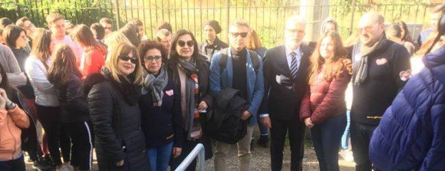 Augusta  Il Ruiz dotato di 2 pedane per disabili in memoria di Marco Monticchio