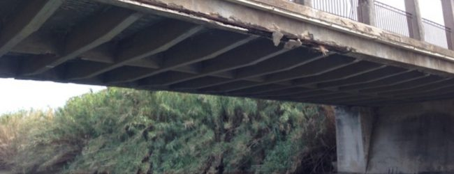 Rosolini| Ponte riaperto sulla sp 66 Timparossa- Cozzo Cisterna