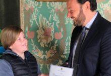 Siracusa| Il sindaco premia Daniele Liistro campione italiano di vela