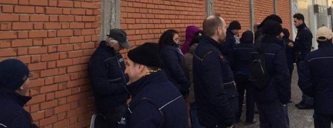 Augusta| Protesta dei pulizieri con lieto fine grazie all'intervento di Marisicilia.