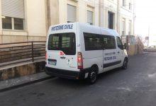 Augusta| Trasporto disabili: impiegato un mezzo della Protezione civile.