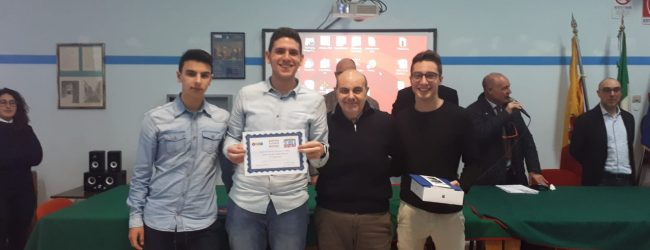 "Augusta| ""Scuola digitale"", secondo premio per l'""Arangio Ruiz""."