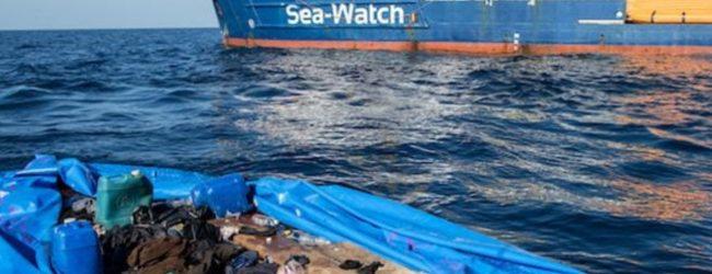 Siracusa  Sea Watch. Sbarco imminente ad Augusta? Intanto arrivano viveri e Landini