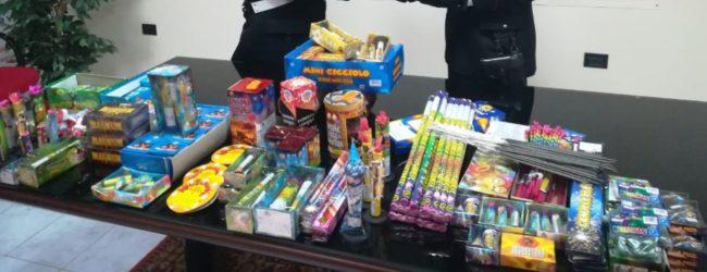Siracusa| Controlli venditori botti, sequestrati 18 Kg di giochi pirotecnici
