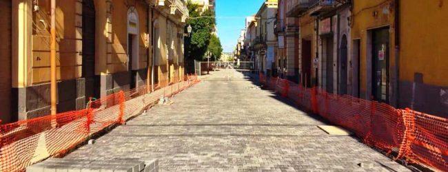 Lentini | Via Garibaldi, pubblicata la gara per il secondo lotto