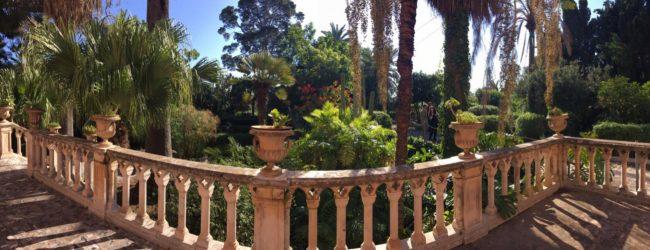 Siracusa  Il 4 Presepe dei Piccoli a Villa Reimann