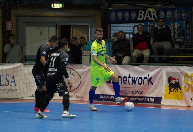 Augusta| Calcio a 5, serie A – Il Maritime e Bissoni pronti alla sfida contro Civitella