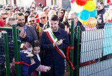 Lentini | Inaugurato l'ecoparcogiochi di piazzale Michelangelo<span class='video_title_tag'> -Video</span>