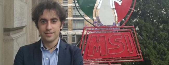 Augusta| Gioventù Nazionale provinciale incarico affidato a Marco Failla.
