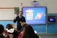 Augusta| Educazione alla legalità con la Guardia costiera al Corbino.