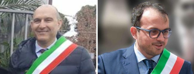 "Melilli | Operazione ""Muddica"", sospesi i sindaci Carta e Lentini"