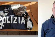 Siracusa  La polizia di Stato arresta uno spacciatore e ne denuncia un altro