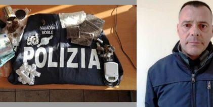 Siracusa| La polizia di Stato arresta uno spacciatore e ne denuncia un altro