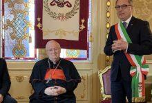 Noto| Ieri mattina l'incontro a Palazzo Ducezio con il presidente della Conferenza Episcopale Italiana, cardinale Gualtiero Bassetti