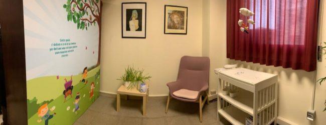 Siracusa  Inaugurata la nuova area allattamento in Tribunale assegnata all'Ordine degli Avvocati.