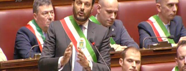 Siracusa  Il sindaco Italia interviene alla Camera sul tema dei Beni comuni<span class='video_title_tag'> -Video</span>