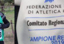Augusta| Tony Liuzzo dell'Asd Atletica campione regionale campestre 2019.