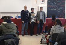 """Lentini   Legalità e cittadinanza, la Polizia incontra gli alunni del """"Moncada"""""""