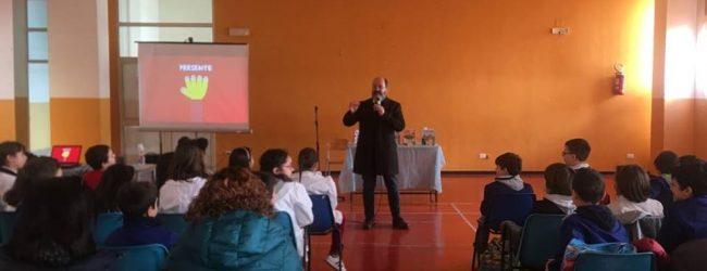 Augusta| Principe di Napoli tra 80 scuole d'Italia per i diritti del fanciullo.